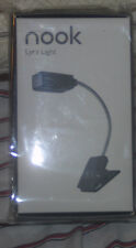Barnes & Noble Nook Lyra  Black  Light Clip On LED Light New In Box