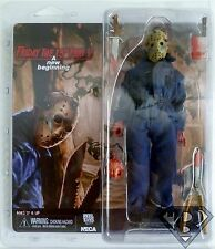 "JASON VOORHEES ROY Friday the 13th Part 5 Retro Style 8"" Scale Figure Neca 2014"