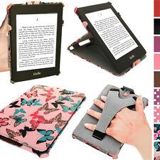 Schmetterling PU Leder Tasche Schutzhülle für Amazon Kindle Paperwhite Case Etui