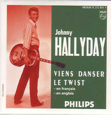 ☆ CD Single Johnny HALLYDAY Viens danser le twist NEUF   ☆