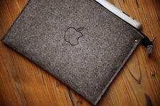 IPad 2/3/4 gen cover case-zip-avec main burn APPLE