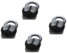 4 LARGE L EARGELS FOR JAWBONE ERA WIRELESS HEADSET EAR BUDS GELS BUD GEL EB10
