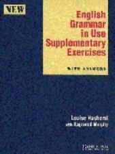 English Grammar in Use Supplementary Exercises with Answers By  Louise Hashemi