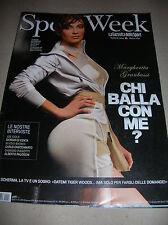 SPORT WEEK  N° 3 DEL 2010 ( M. GRANBASSI - J. COLE - C. CECCHINATO - M. BIONDI )