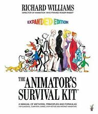 THE ANIMATOR'S SURVIVAL KIT [9780865478978] - RICHARD WILLIAMS (PAPERBACK) NEW