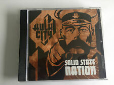 Solid State Nation by Hulk City (2014) CD - MINT