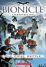 The Final Battle (Bionicle Legeneds #11), Farshtey, Greg, Good Book