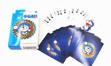 Anime Doraemon Playing Card Deck Poker Toy Gift New In Box