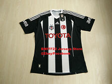 NWT Besiktas J.K. (Turkish Team) Adidas Home 11/12 Football Soccer Jersey Men M