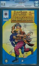 Archer & Armstrong 0 CGC 9.8 NM/MT 1st APPEARANCE Top Graded Jim Shooter B Smith