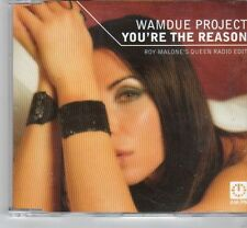 (FM746) Wamdue Project, You're The Reason - 1999 DJ CD