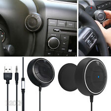 Bluetooth 3.5mm NFC Car AUX Kit Audio Stereo Music Receiver Hands-Free Adapter