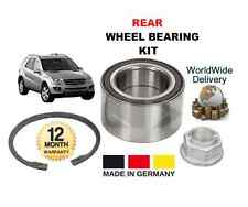 FOR MERCEDES BENZ M CLASS ML W164 2005 >ON NEW REAR WHEEL BEARING KIT
