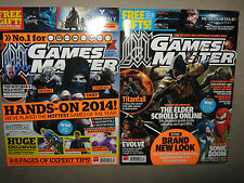 LOT of 2 GAMES MASTER ~ PS4 XBOX One Faceplate Decals Metal Gear & Thief POSTER