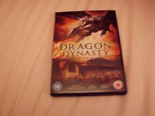4 DVDs,Dragon Dynasty, Dragon's Rage, Rise of the Shadow Warrior, Da Vinci Virus