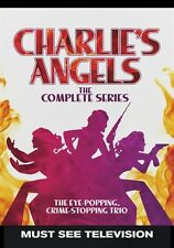 CHARLIE'S ANGELS THE COMPLETE SERIES New Sealed 20 DVD Set Seasons 1 2 3 4