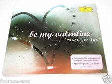 compilation, Be My Valentine Music For Two, Various Artists 2CD