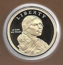 2011-S PROOF SACAGAWEA DOLLAR