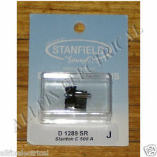 Stanton 500AL Compatible Turntable Stylus. - Stanfield Part # D1289SR
