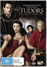 THE TUDORS Complete Second Season 2 DVD R4
