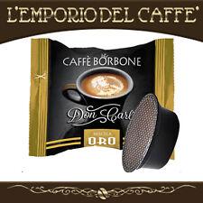 100 Capsule Cialde Caffè Borbone Don Carlo Oro compatibili Lavazza A Modo Mio