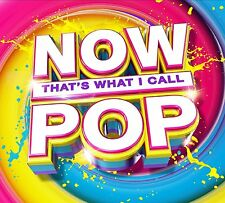VARIOUS ARTISTS - NOW THAT'S WHAT I CAL POP: 3CD ALBUM SET (2015)