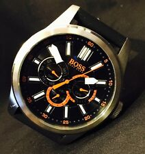 Hugo Boss Orange Wristwatch HO7000 Silicone Strap HB.206.1.14.2659
