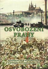 Osvobozeni Prahy 1-2 (Liberation of Prague 1975) Czech WW2 film new dvd