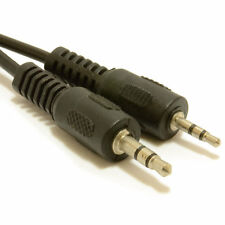 Cable De 1,5 m 2,5 2.5 Mm Mini Jack A 3,5 Jack De 3,5 mm De Plomo