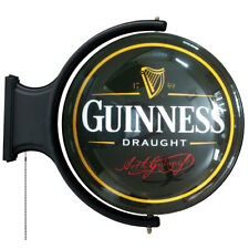 Guinness Stout Rotating Pub Light