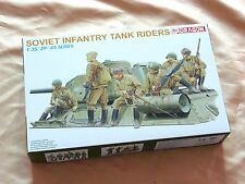 Dragon 6197 1/35 Soviet Infantry Tank Riders
