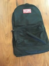 Brand New Vs VICTORIAS Secret Black Nylon Backpack
