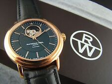 NEW RAYMOND WEIL MAESTRO ROSE GOLD AUTO SKELETON WATCH 2827-PC5-20001         B1
