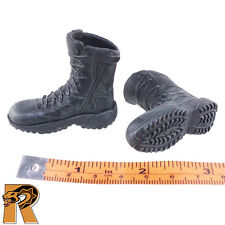 Dead Soldier - Boots (for Feet) - 1/6 Scale - ART Action Figures
