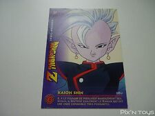 Carte originale Dragon Ball Z Fighting Cards N°37 / Panini 1999 BIRD STUDIO