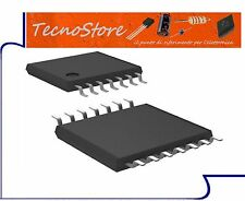 IC CIRCUITO INTEGRATO   - SMD TSSOP14 SMD  -  AS04F  -  AS04-F  -