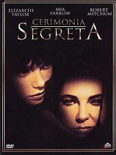 Dvd CERIMONIA SEGRETA - (1968) ***Contenuti Extra *** ......NUOVO