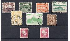 Peru Valores del año 1874-965 (CK-308)