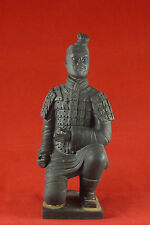 Terracotta Warrior Archer. Chinese Army Soldier