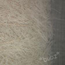 Super Suave 4 capas Pluma Hilo pestañas en Beis 500g Cono 10 bolas pellonia
