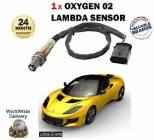 FOR LOTUS EVORA 3.5 VVTI S 24v ROADSTER 2009--  NEW 1 X 02 OXYGEN LAMBDA SENSOR
