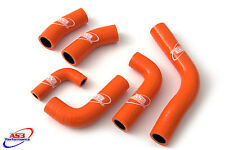 KTM 250 350 EXC-F XCF-W 2012-2016 HIGH PERFORMANCE SILICONE RADIATOR HOSES