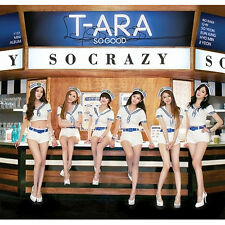 K-pop T-ARA - So Good (11th Mini Album) (TARA11MN)