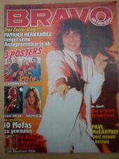 BRAVO 38 - 13.9. 1979 (2) Nürnberg-Festival KINSKI Boomtown Rats Paul McCartney