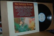 THE CASTAWAY STRINGS PLAY THE PETER, PAUL & MARY SONG BOOK VEE-JAY W L PROMO LP