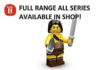 Lego minifigures barbarian series 11 (71002) new factory sealed