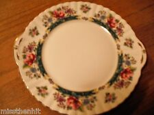 Salisbury Bone China Made In England Serving Plate