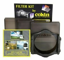 Cokin H250A Graduated P Filter Kit P121L P121M P121S And Holder, ND2, ND4, ND8