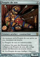 *CARTAPAPA* MAGIC MTG Poupée de son / Stuffy Doll SPIRALE TEMPORELLE