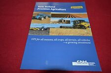 New Holland Precision Agriculture Dealers Brochure MISC